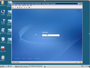 suse server 10 enterprise sp1 on windows 2008 hyper-v